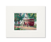 Your Carriage Waits (Mackinac Island, MI)