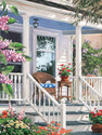 Island Blue Porch (Mackinac Island, MI)